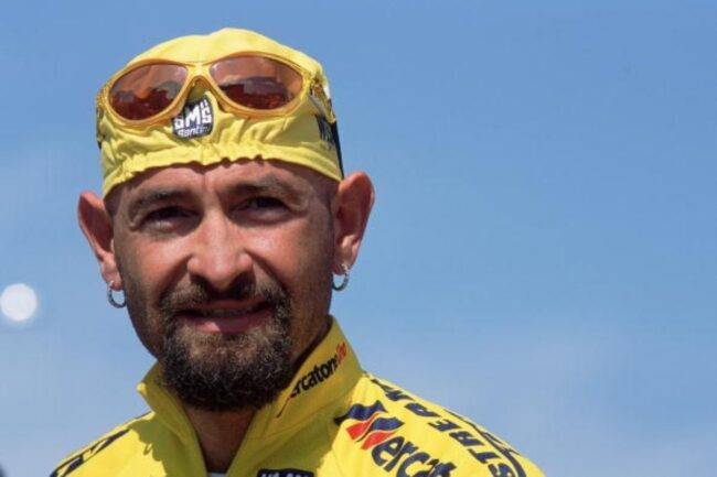 Marco Pantani (fonte gettyimages)