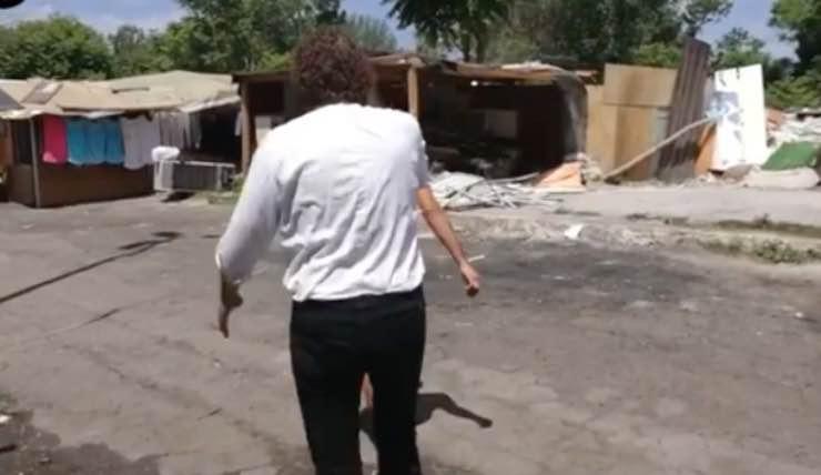 Roma, discarica illegale al centro della città: l'indagine de 'Le Iene'
