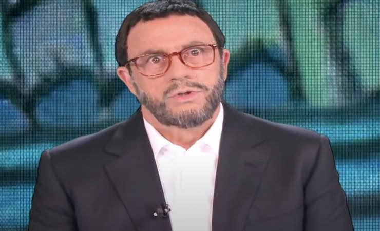 """Crozza, Salvini: """"Più Sabrina Salerno italiane"""", VIDEO"""