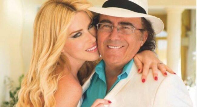 Albano Carrisi cambia vita Loredana Lecciso è come una regina