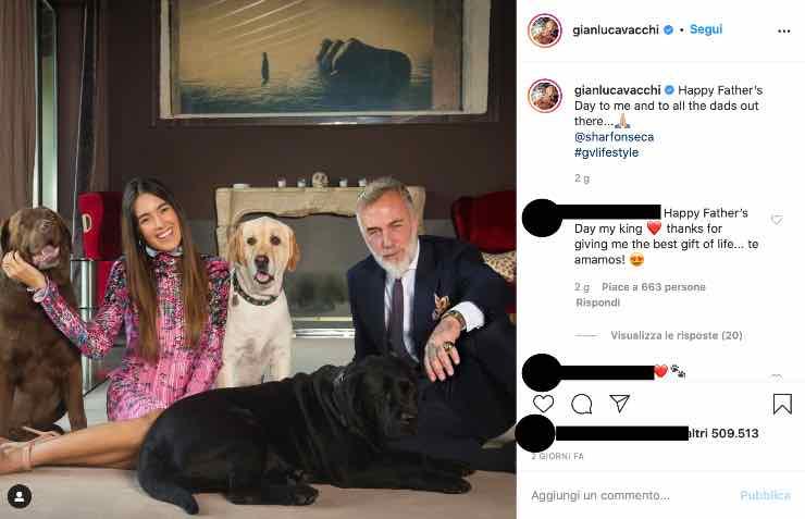 Gianluca Vacchi pioggia di critiche per un dettaglio: il troppo stroppia