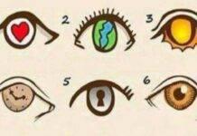 Test psicologico, immagini e colori: l'occhio rivela la tua vera personalità