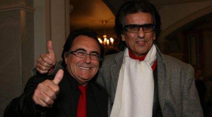Toto Cotugno e Al Bano (fonte gettyimages)