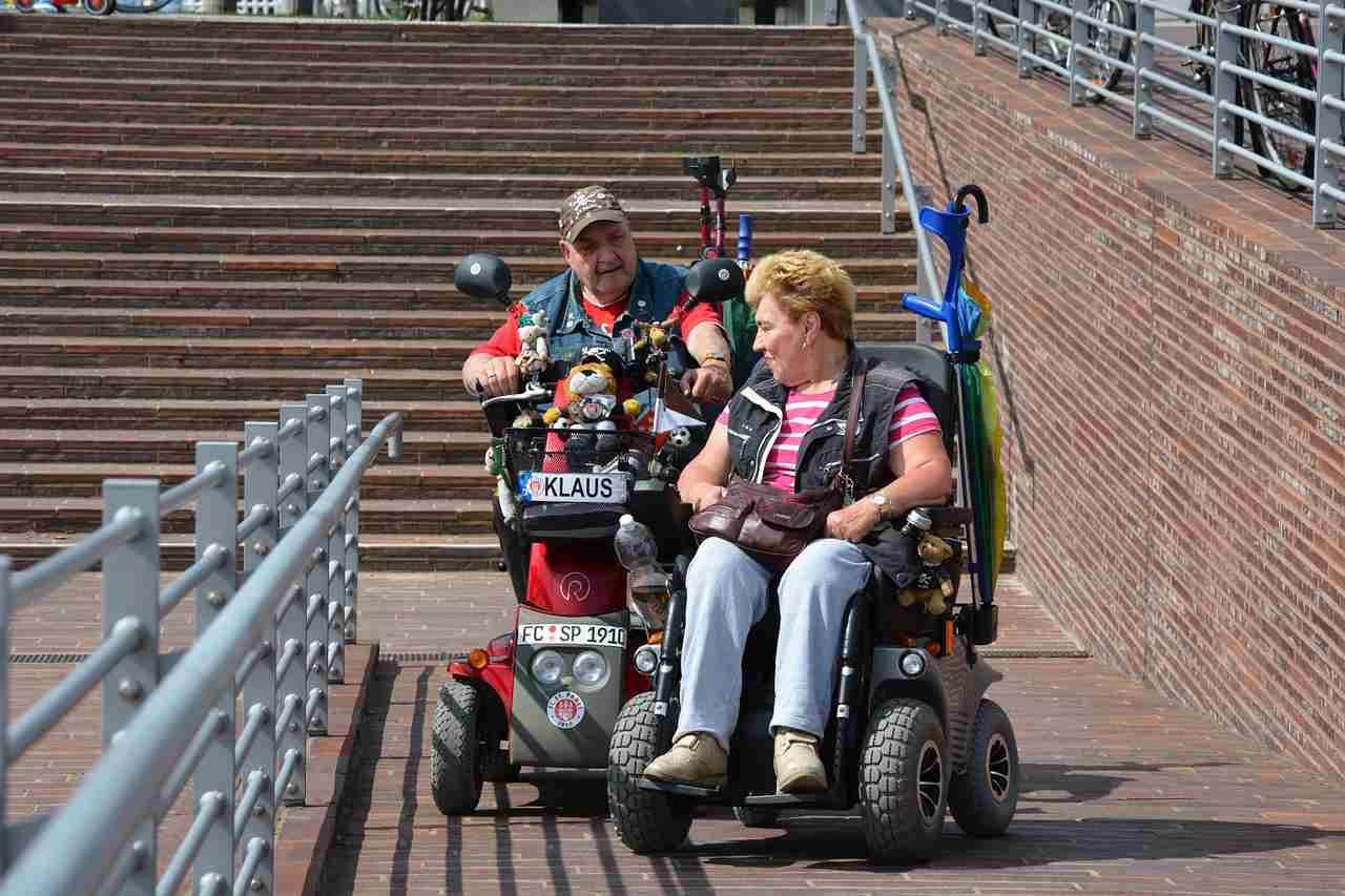 Detrazioni veicoli disabili 2020