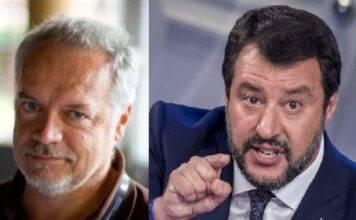"Esperto task force |  ""Chiudiamo i lombardi in Lombardia"" Salvini si infuria"