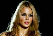 Nina Moric manda i fan in delirio con un perfetto Lato B