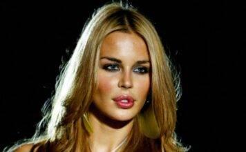 Nina Moric, il lato B è perfetto e i fan vanno in delirio si