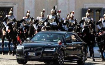 """Governo Conte, sempre più auto blu, Meloni: """"un affronto, ma"""