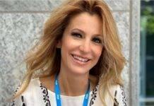 Adriana Volpe felicissima