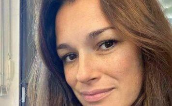 """Alena Seredova preoccupa i fan dopo il parto: """"Hai gli occhi"""