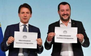 """Salvini: """"non ci vado da Conte, il chiacchierone prima paghi"""