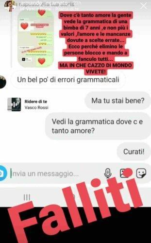 Chat (fonte Instagram @armando_incarnato_)