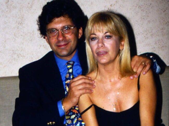 Fabrizio Frizzi e Rita Dalla Chiesa (fonte gettyimages)