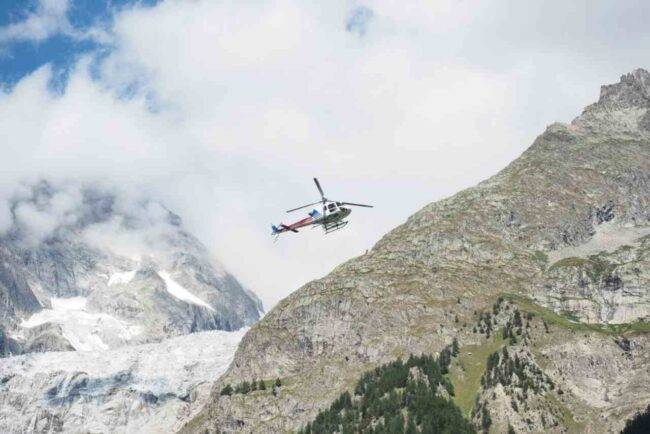 Tragedia sul Monte Bianco: perdono la vita due italiani