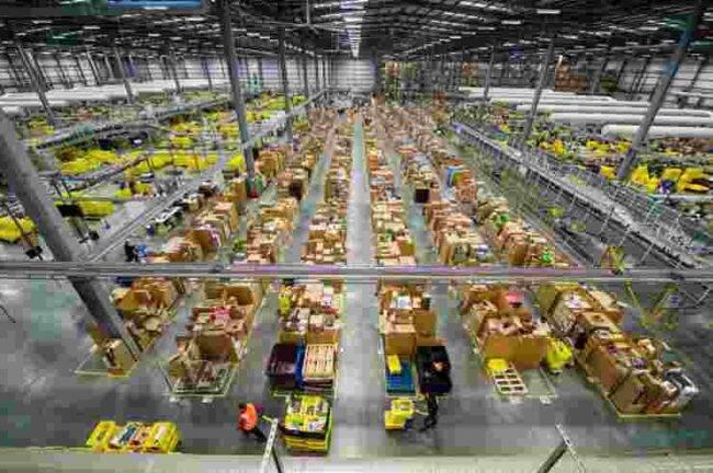 Amazon: 1.600 nuovi posti di lavoro nel 2020 in Italia