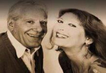 Marianella Laszlo e Gianrico Tedeschi (fonte Facebook @monicagallo)