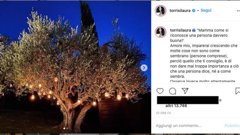 """Laura Torrisi, emozionante lettera alla figlia: """"Imparerai crescendo..."""""""