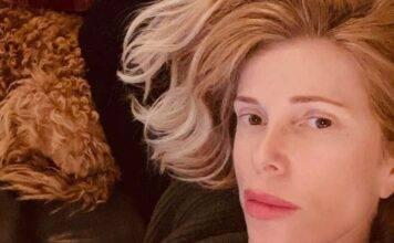 Alessia Marcuzzi insieme al marito |  tra lei e lui |  il gossip
