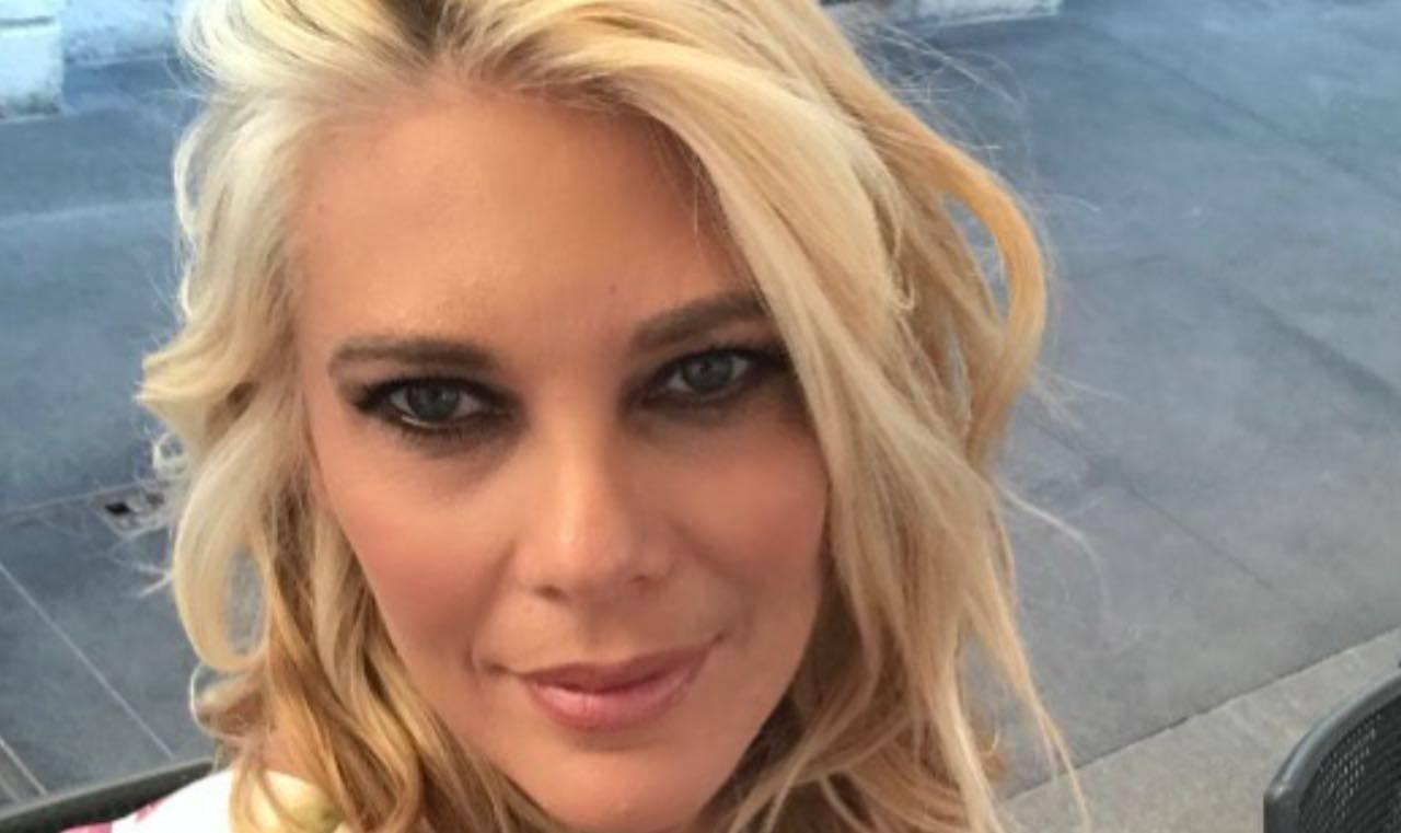 Eleonora Daniele imbarazzo in diretta