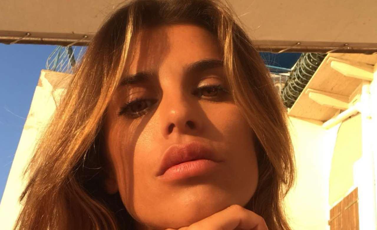 Paura per Elisabetta Canalis, la decisione più difficile