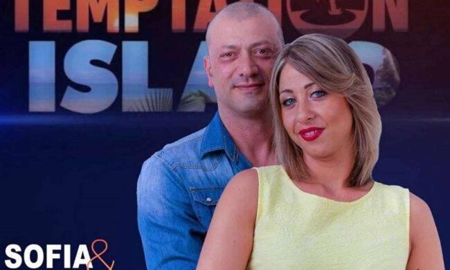 Sofia e Alessandro, Temptation Island: resa dei conti