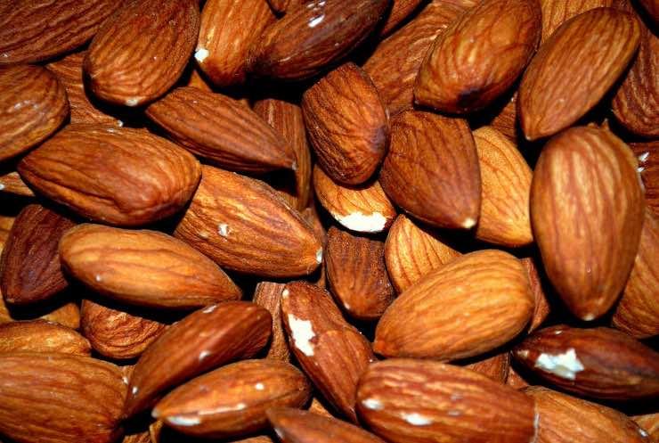 Cosa succede al tuo corpo se mangi 10 mandorle ogni giorno?