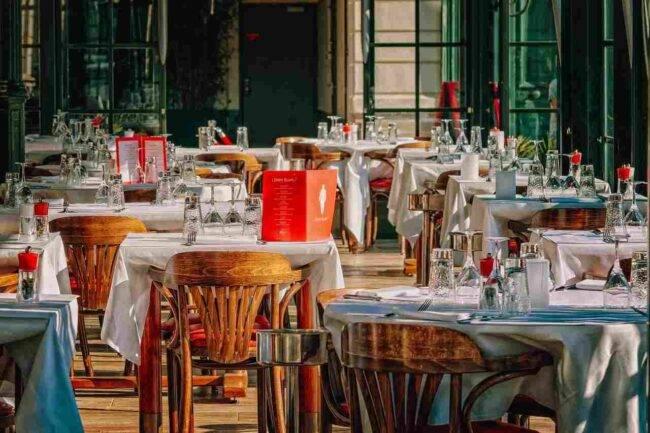 Decreto agosto: bonus fino a 5.000 euro per i ristoranti