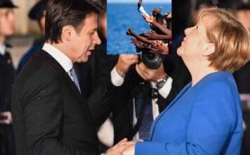 """Merkel, lettera ai migranti: """"tornate in Italia, qui non potete stare"""""""