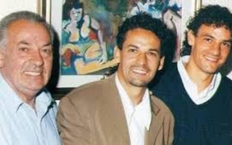 Roberto Baggio, è morto papà Florindo: gravissimo lutto per l'ex calciatore