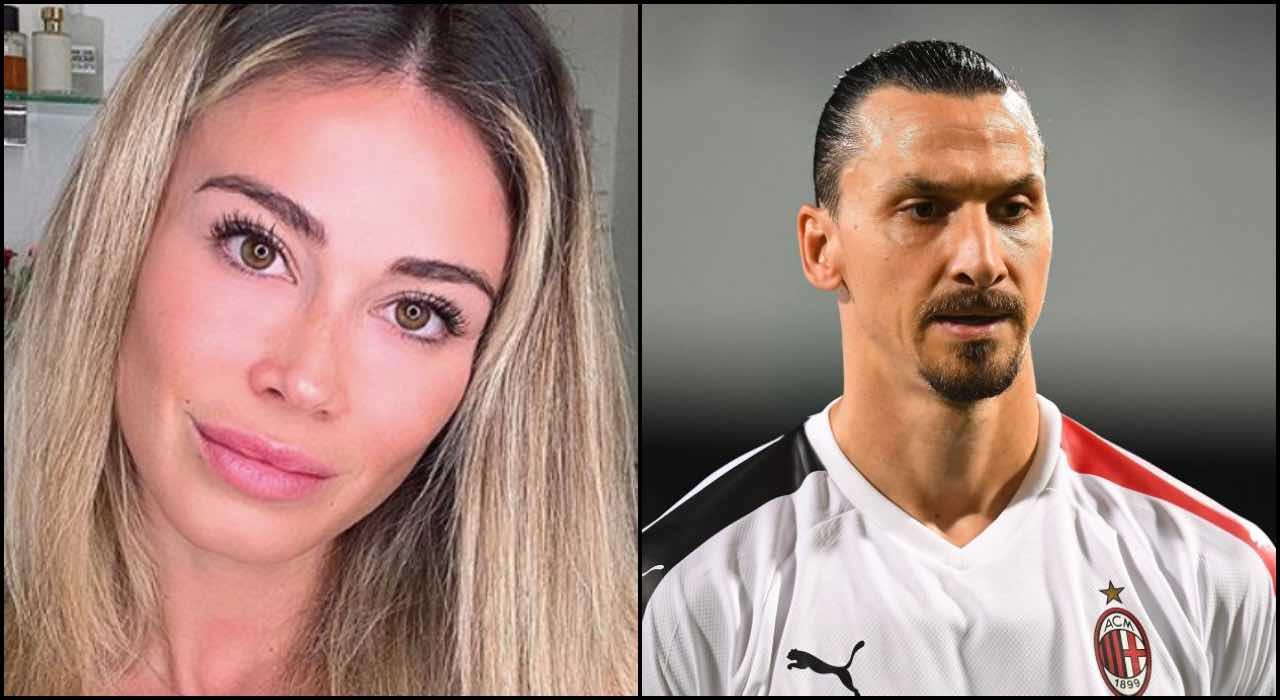 Chi - Diletta Leotta e Zlatan Ibrahimovic insieme in Sardegna