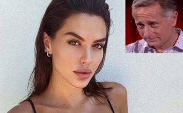 Avanti un altro, Paolo Bonolis e la modella: la voce che scuote Mediaset
