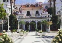 Castello delle cerimonie (fonte Instagram @hotellasonrisa)