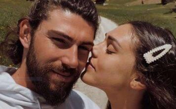 Cecilia Rodriguez e Ignazio Moser, mai così lontani: vacanze separate e aria di crisi
