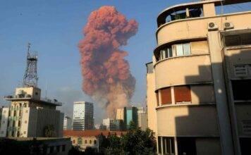 Inferno a Beirut: 78 morti e 4 mila feriti tra cui un militare italiano
