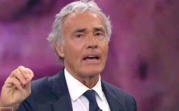 Massimo Giletti minacciato dal boss: sotto scorta da due settimane