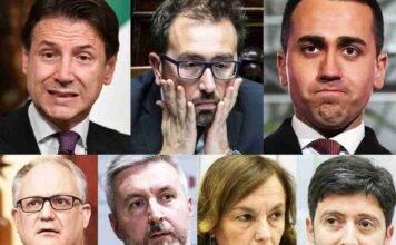 """Salvini: """"governo fascista, io a processo e loro che hanno i morti sulla coscienza, no"""""""