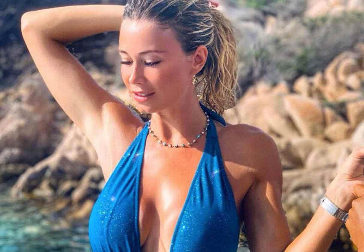 Diletta Leotta: l'immersione in perizoma e l'acqua diventa bollente VIDEO