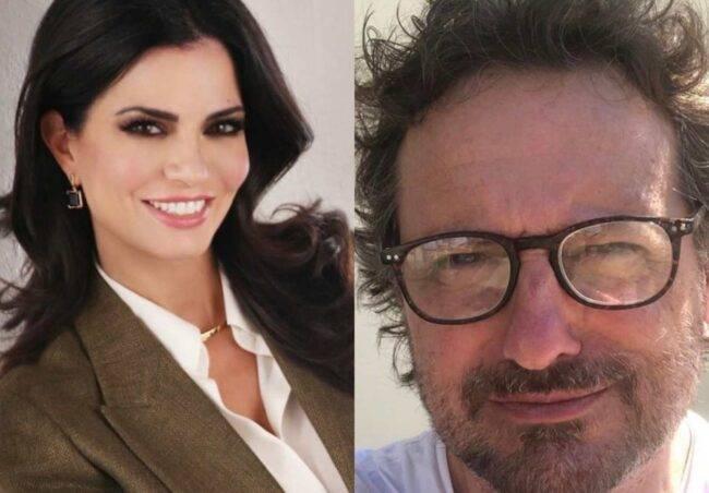 Laura Torrisi e Leonardo Pieraccioni (fonte Instagram @torrisi_laura e @leonardopieraccioni)