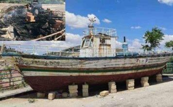 Barcone di migranti sbarca a Lampedusa: tra loro anche un imprenditore del Molise