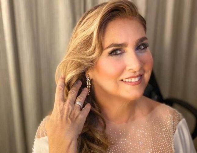 Romina Power (fonte Instagram @rominaspower)