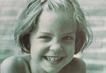 Qui da bambina, splendida modella e showgirl: chi è?