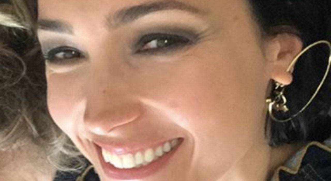 """Caterina Balivo, messaggio da mamma: """"il nostro compito è vigilare"""""""