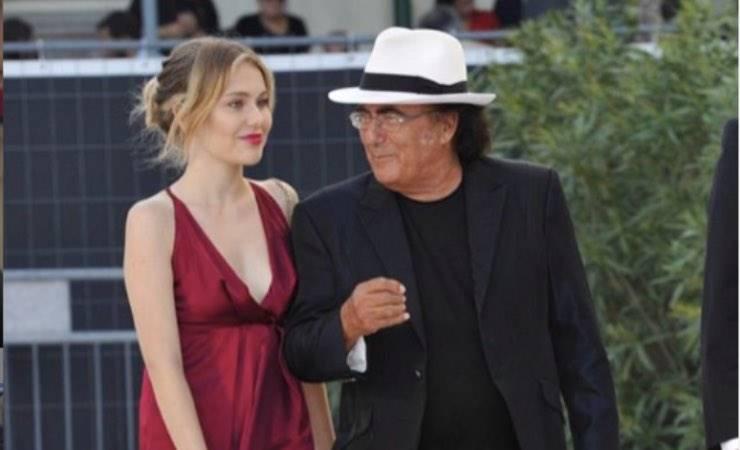 """Albano, 'si allontana' Jasmine Carrisi: """"so già come muovermi"""""""
