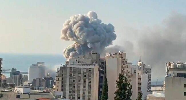 Beirut, i video delle esplosioni in diretta: incredibile!