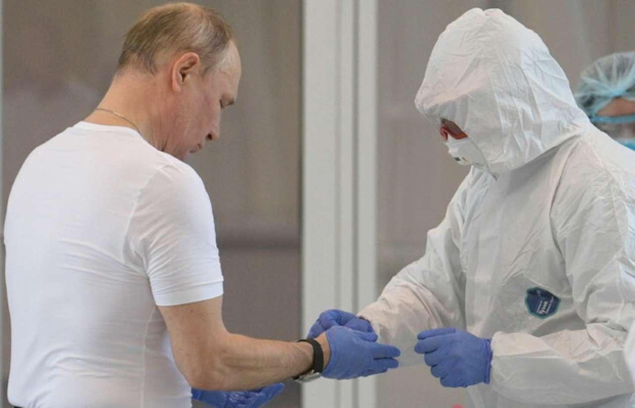 PUTIN : la Russia ha registrato il primo vaccino contro il coronavirus