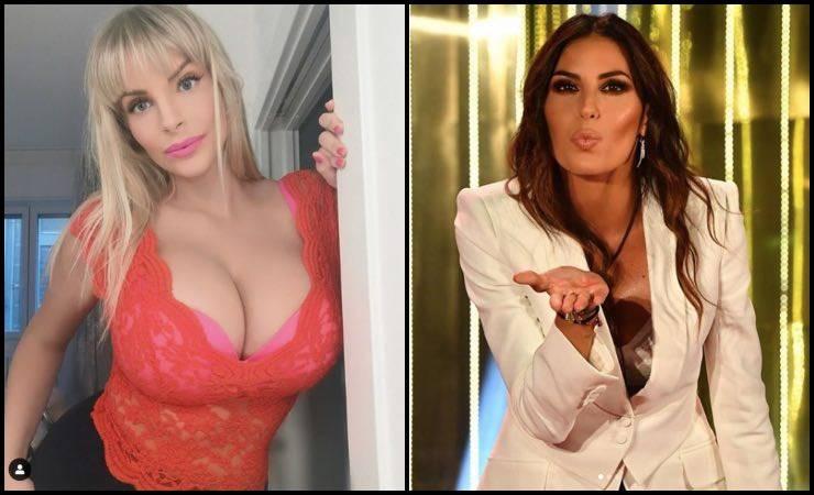"""Francesca Cipriani VS concorrente GF Vip: """"Mi ha rubato il lavoro"""""""