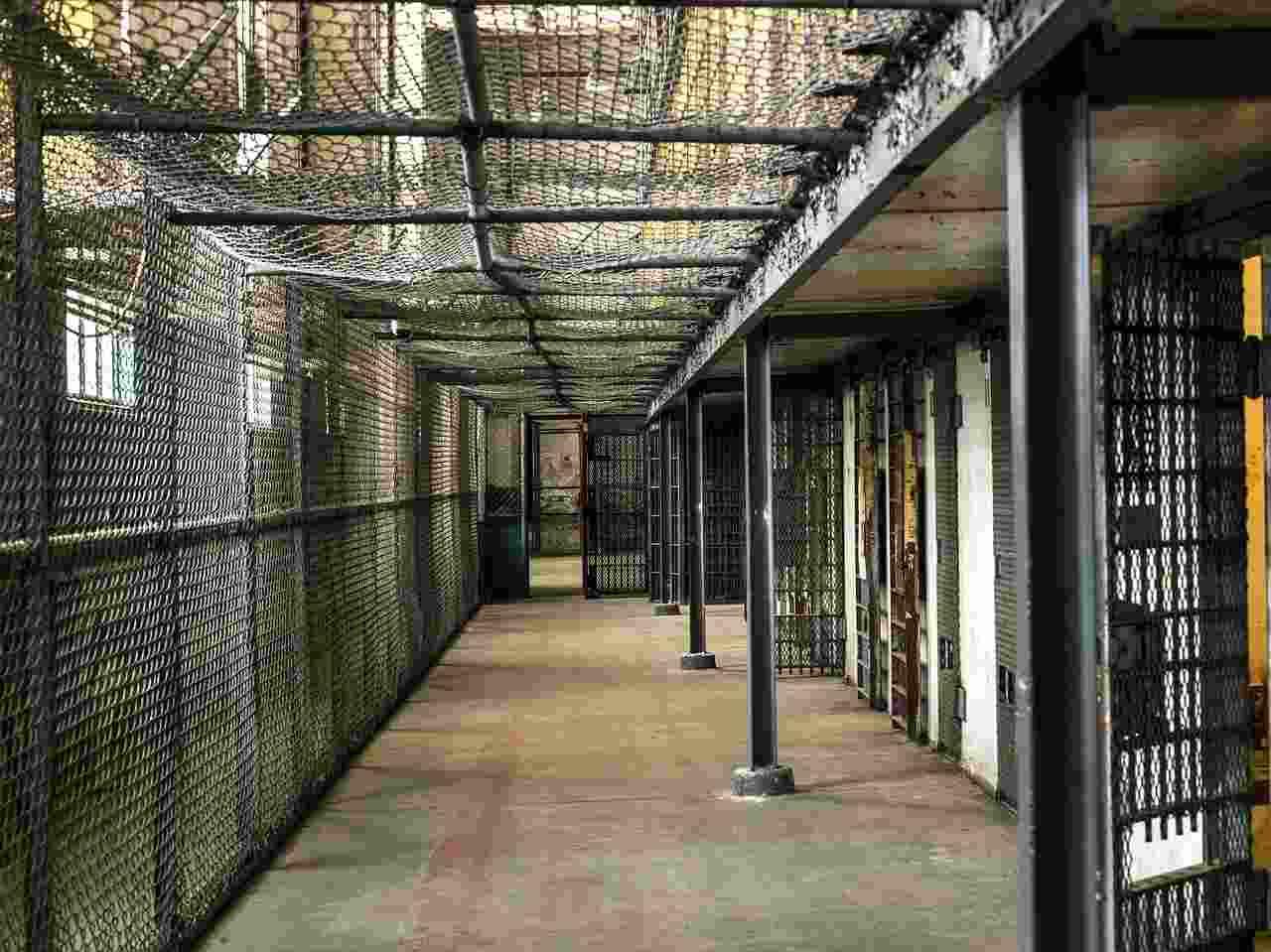 Benevento, carcere