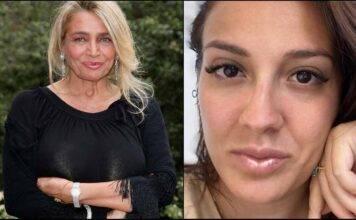 Francesca Manzini |  la lite con Mara Venier |  il retroscena