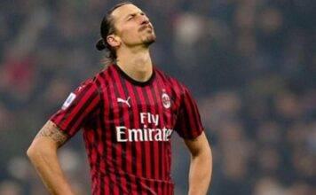 Milan, Ibramihovic positivo al Covid 19: salta sfida di Europa League