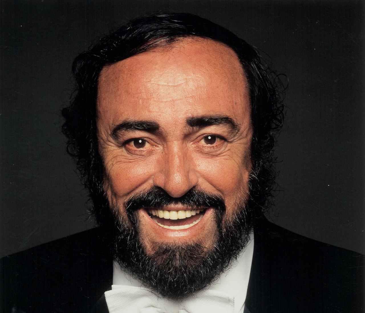Morte Pavarotti